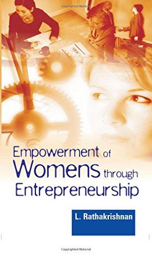 Empowerment of Women Through Entrepreneurship: L. Rathakrishnan