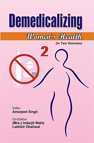 Demedicalizing Women's Health, Vol.2: Amarjeet Singh, Indarjit