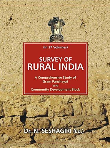 9788121211123: Survey Of Rural India (Chattisgarh), 12Th