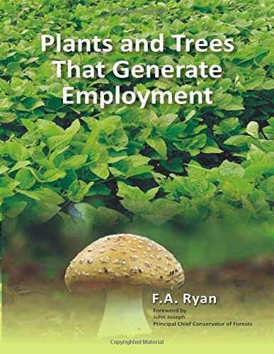 9788121212502: Plants and Trees That Generate Employment