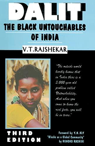 9788121212922: Dalit The Black Untouchables of India