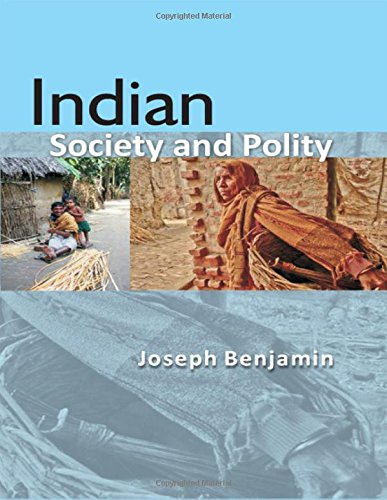 9788121213073: Indian Society and Polity
