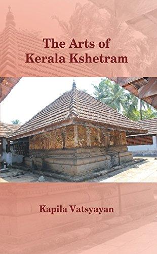 9788121213141: The Arts of Kerala Kshetram
