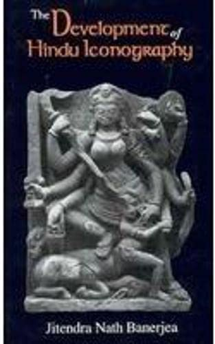 9788121500692: The Development of Hindu Iconography