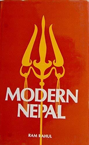 Modern Nepal: Ram Rahul