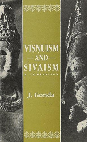 Visnuism and Sivaism: A Comparison: J. Gonda