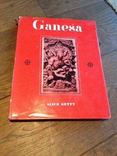 9788121503778: Ganesa: A Monograph on the Elephant-Faced God