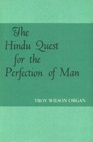 9788121506427: Hindu Quest for the Perfection of Man