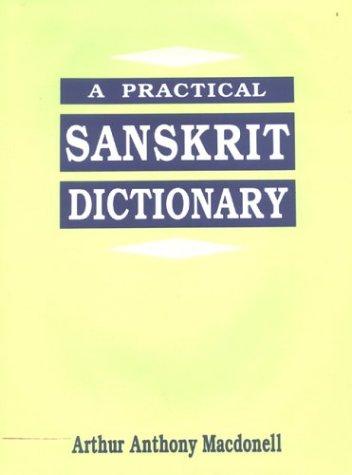 9788121507158: Practical Sanskrit Dictionary