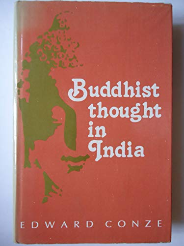 9788121507226: Buddhist Thought in India: Three Phases of Buddhist Philosophy