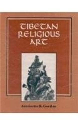 9788121507707: Tibetan Religious Art