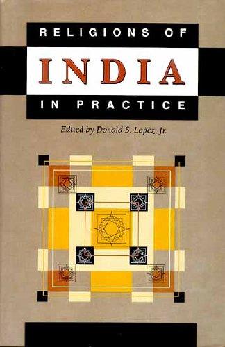 9788121508001: Religions of India in Practice