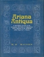 9788121508117: Ariana Antiqua: Descriptive Account of the Antiquites & Coins of Afghanistan