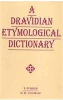 9788121508568: Dravidian Etymological Dictionary