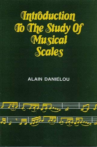 9788121509206: Introduction to the Study of Musical Scales