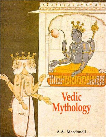9788121509497: Vedic Mythology