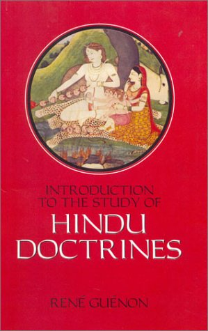 Introduction to the Study of Hindu Doctrines