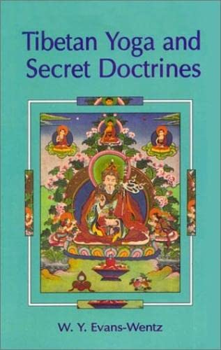 9788121509695: Tibetan Yoga and Secret Doctrines