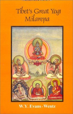 9788121509732: Tibet's Great Yogi Milarepa: A Biography from the Tibetan being the Jetsun-Kahbum or Biographical History of Jetsun-Milarepa