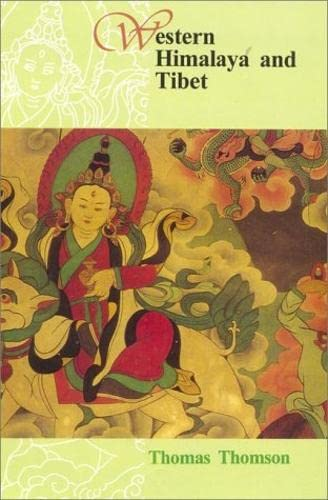 Western Himalaya And Tibet: A Narrative Of A Journey Through The Mountains Of Northern India, Dur...