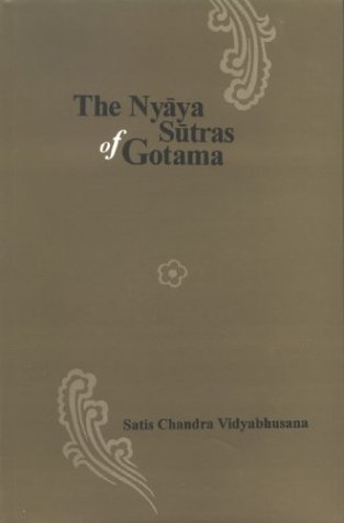 9788121510967: Nyaya Sutras of Gotama