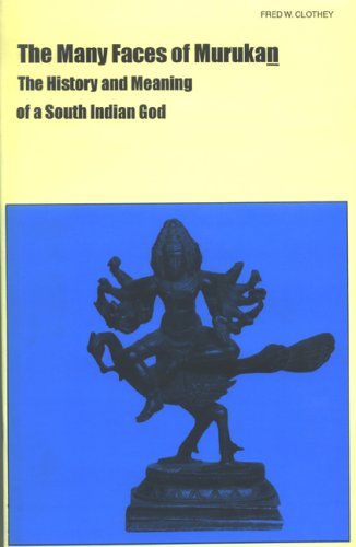 9788121511438: Many Faces of Murukan: The History & Meaning of a South Indian God