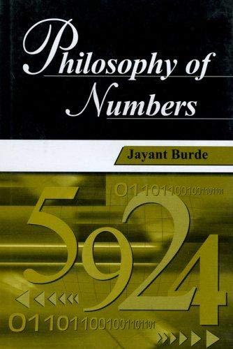 Philosophy Of Numbers: Jayant Burde