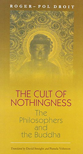 9788121512053: Cult of Nothingness: The Philosophers and the Buddha