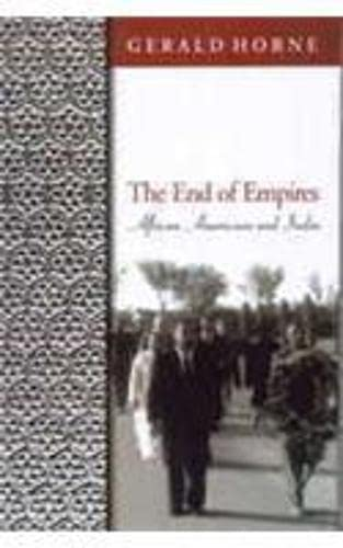 9788121512213: The End of Empires: African-Americans and India