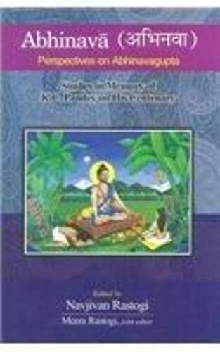 9788121512251: Abhinava (Sanskrit and English Edition)