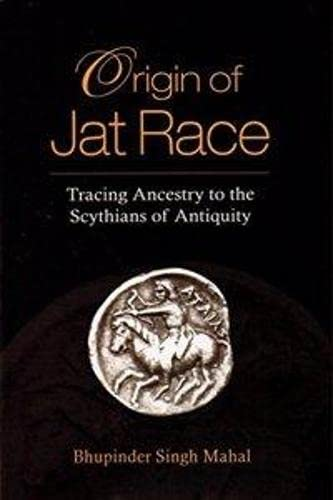 9788121512916: Origin of Jat Race