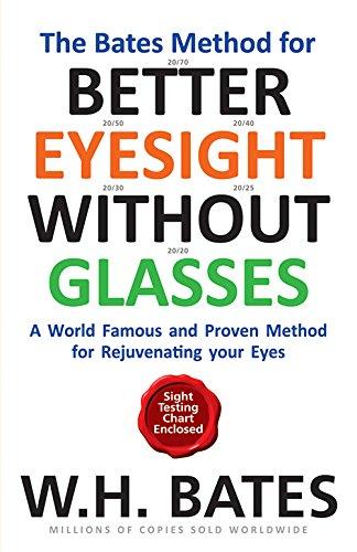 9788121607711: Better Eyesight without Glasses
