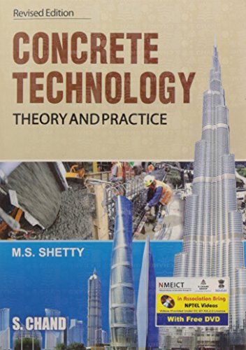 Concrete Technology Theory and Practice [Dec 01, 2006] Shetty, M. S.