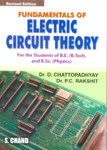 9788121900089: Fundamentals of Electric Circuit Theory