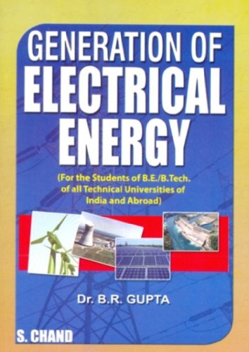 Generation of Electrical Energy (Paperback): Sachchida Nand Jha