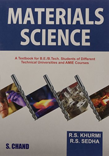 MATERIALS SCIENCE: R S SEDHA