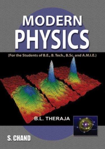 Modern Physics: Theraja B.L.