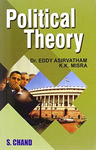 Political Theory: K.K. Misra,Dr. Eddy