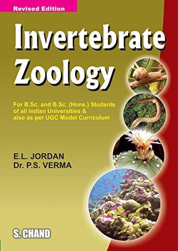 Invertebrate Zoology (Paperback): E.L. Jordan, P.S.