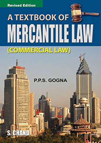 A Textbook of Mercantile Law: Gogna P.P.S.