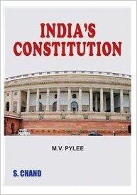 India's Constitution: Pylee M.V.