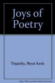 Joys of Poetry: B.K. Tripathi