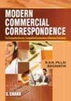 Modern Commercial Correspondence: Bagavathi V. Pillai