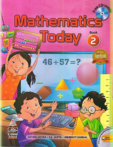 Mathematics Today-2 (ICSE): Gangal Anubhuti Malhotra