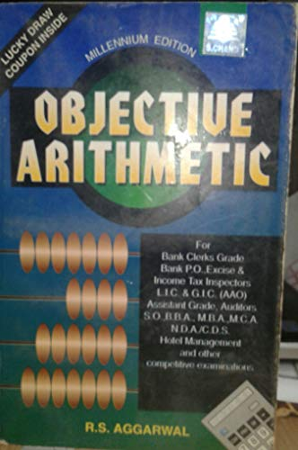 Objective Arithmetic: R. S. Aggarwal