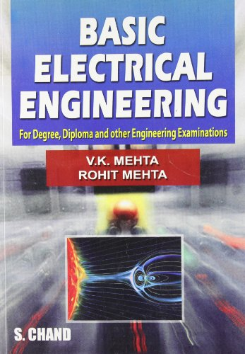 Basic Electrical Engineering By Vk Mehta Pdf