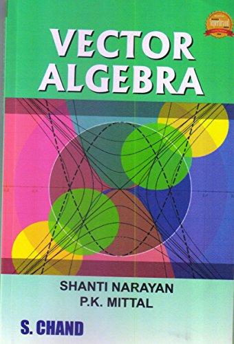 9788121909525: Textbook of Vector Algebra