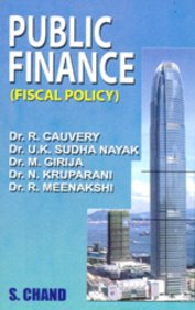 Public Finance: (Fiscal Policy): Dr M. Girija,Dr