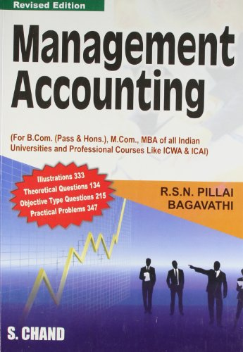 MANAGEMENT ACCOUNTING: R S N