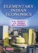 Elementary Indian Economics: J.D. Verma,K.K. Dewett,M.L. Sharma